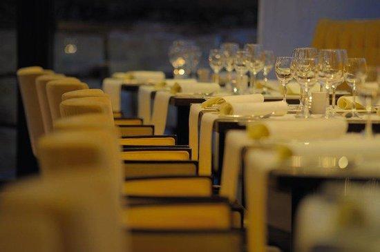 Radisson Blu Hotel, St. Gallen: Restaurant
