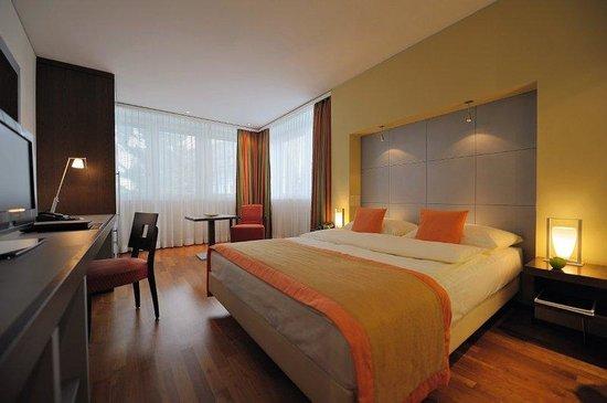 Radisson Blu Hotel, St. Gallen: Guest Room