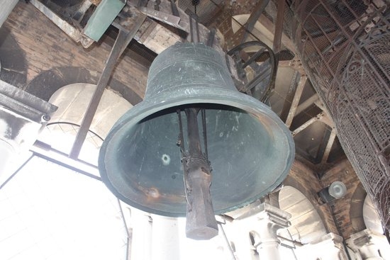 Campanile di San Marco: The bells