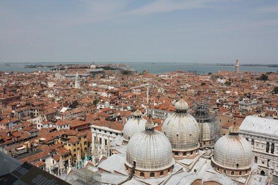 Campanile di San Marco: he View