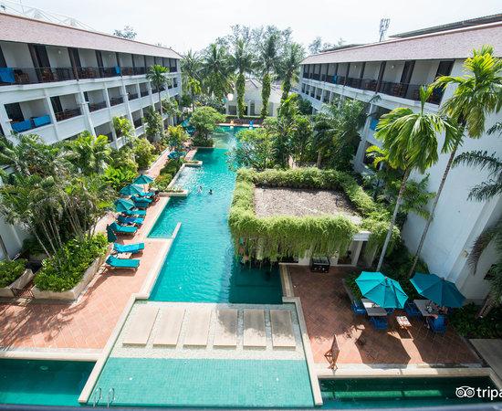 Banthai Beach Resort Spa 65 8 5 Updated 2018 Prices Reviews Patong Et Tripadvisor