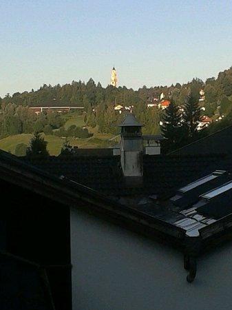 Residence Aparthotel Des Alpes: Vista di mattina