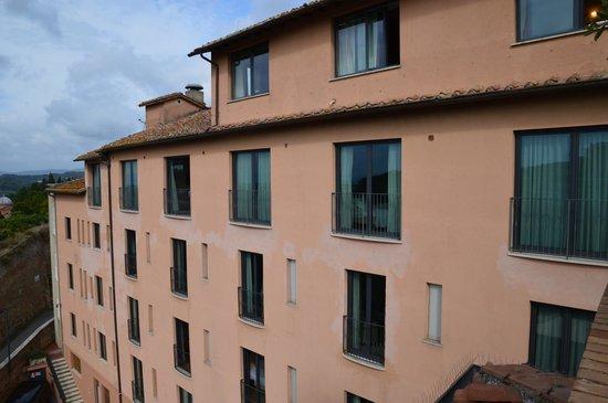 Hotel Athena: camere 5° livello con vista città