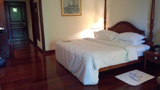 Sofitel Angkor Phokeethra Golf and Spa Resort: ラグジュアリー・キングルーム
