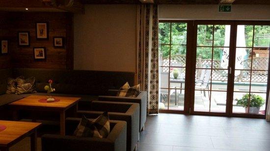 Hotel Salzburgerhof Flachau: Loby