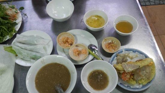 Hanh Restaurant : Set Menu