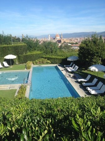 Villa La Vedetta: veduta