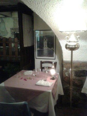 Al Vicolo: Il ns tavolo