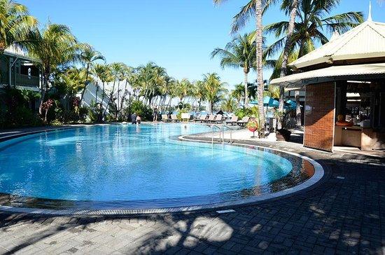 Veranda Grand Baie Hotel & Spa : Pool
