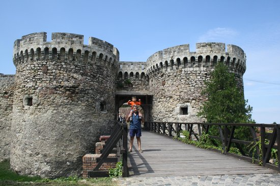 The Belgrade Fortress : Excellent place to explore!