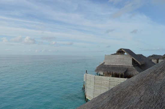 Six Senses Laamu: View from private balcony
