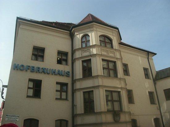 Hofbrauhaus Munchen: Hofbräuhaus