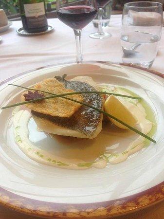 Club Med Vittel Ermitage : Fish creation