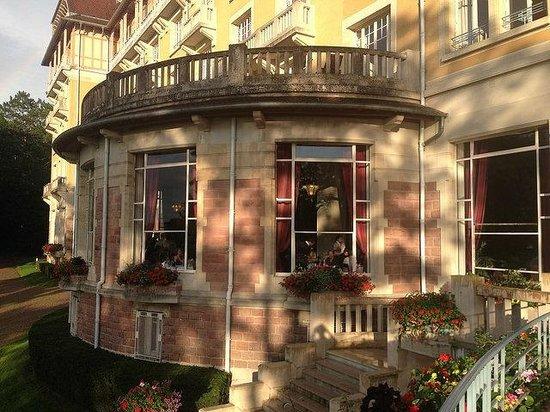 Club Med Vittel Ermitage : Dining room