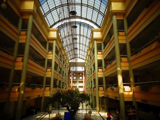 Hotel TRH Alcora: Interior of hotel