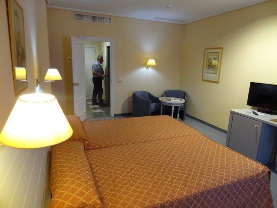 Hotel TRH Alcora: Room 1