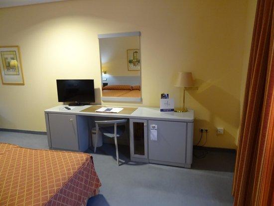 Hotel TRH Alcora: Room