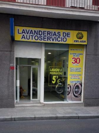Lavanderia Autoservicio Callao