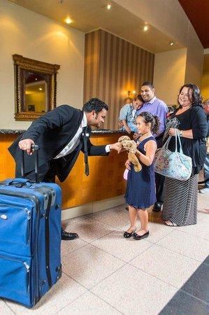 Rydges Rotorua: Concierge