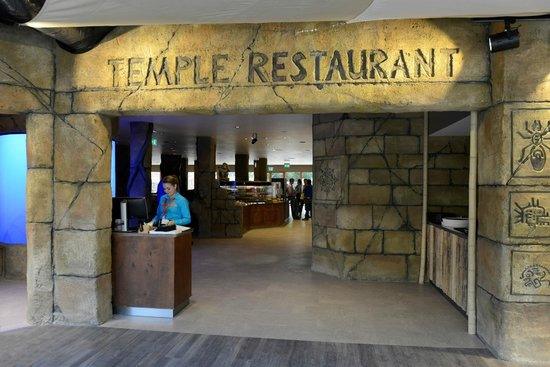 Temple Restaurant and Bar
