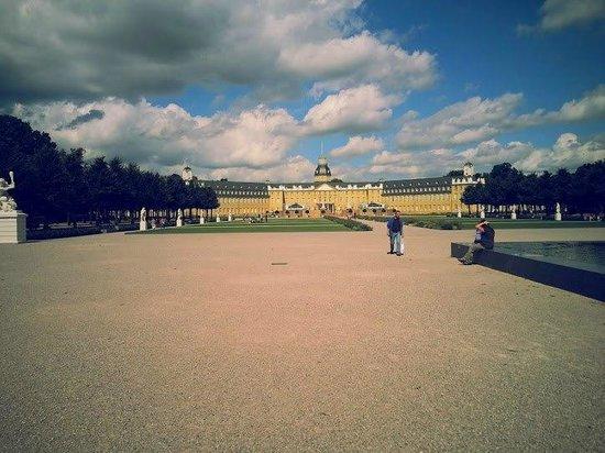 Schloss Karlsruhe: The Palace