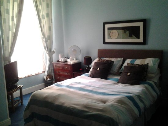 Mariners Guesthouse : Kingsize bedroom