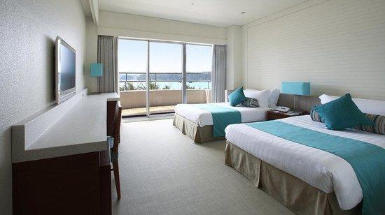 ANA InterContinental Manza Beach Resort: Universal Room