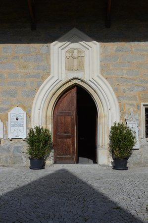 Santa Croce Church: Portale