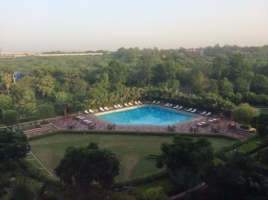 Taj Palace Hotel: view by day