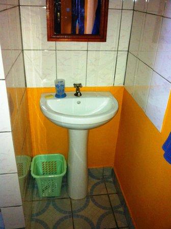 Le Grand Bleu : Le lavabo
