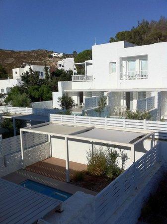 Patmos Aktis Suites & Spa: Maisonnettes