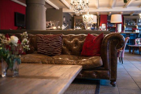 Q! Hotel Maria Theresia: Lobby