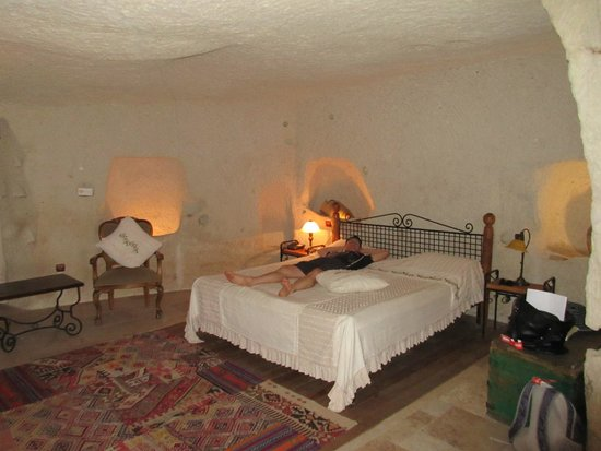 Sultan Cave Suites: Our Caves Suites room