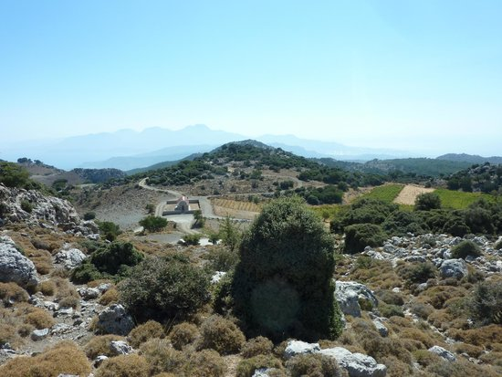 Safari Club Crete: Beautiful views