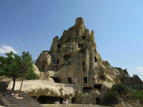 Sultan Cave Suites: Attractions near by - ancient monestary