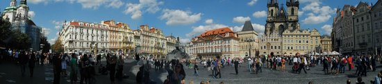 SANDEMANs NEW Prague Tours: Old Town Square