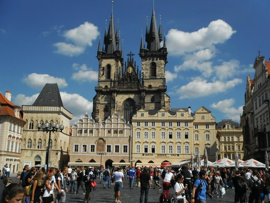 SANDEMANs NEW Europe - Prague: Castle