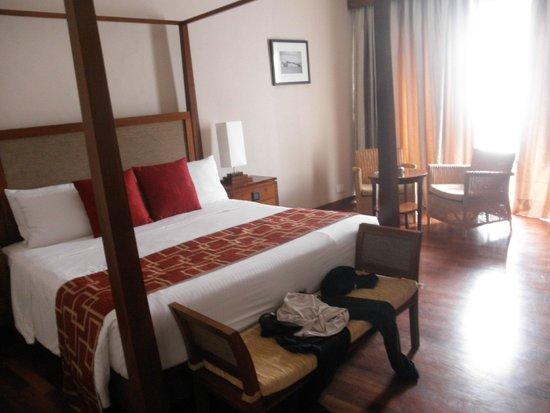 Eden Resort & Spa: my room