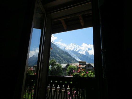 Auberge du Manoir : View from room