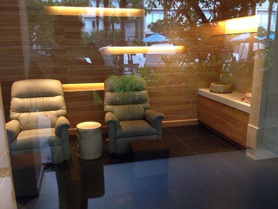 Grand Mercure Phuket Patong: Le spa