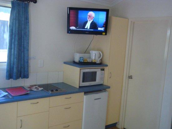Kakadu Lodge and Caravan Park : Small but had Everything