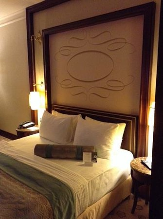 Elite World Istanbul  Hotel: iphone picture of bed in room 1814