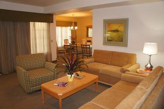 Cimarron Golf Resort: Interior