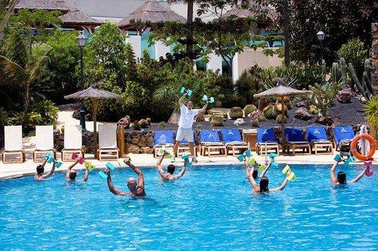 Melia Fuerteventura: Pool Activities