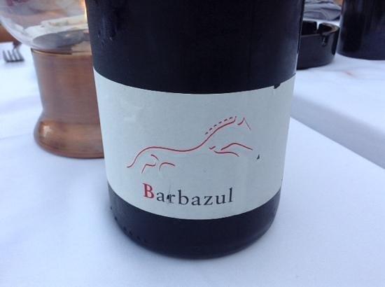 La torre de benahavis: wine, superb.