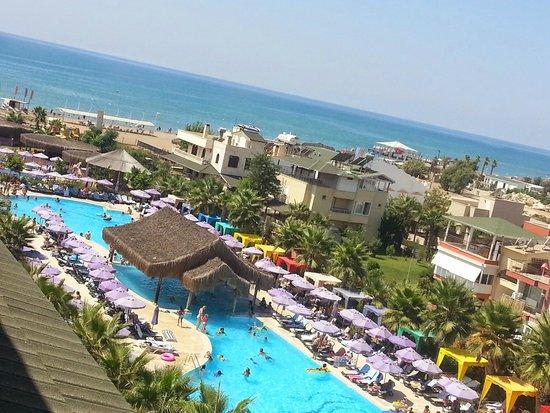 Siam Elegance Resort & Spa: la mer
