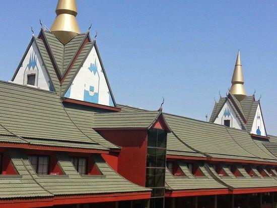 Siam Elegance Resort & Spa: vu du balcon