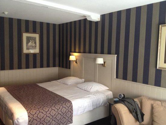 Hotel Patritius: Bed