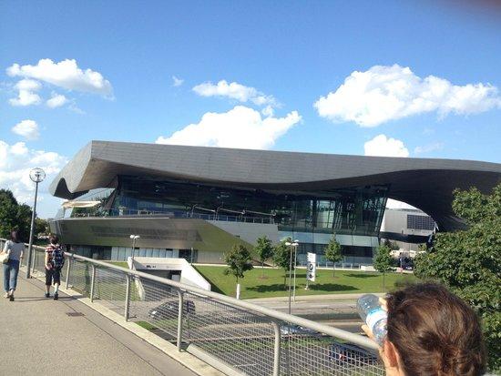 Olympiapark: museo BW