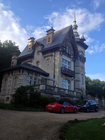 Chateau Les Roches: Les Roches